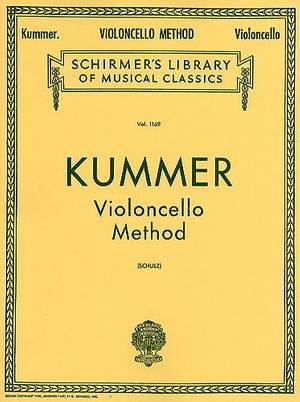 Friedrich August Kummer: Violoncello Method