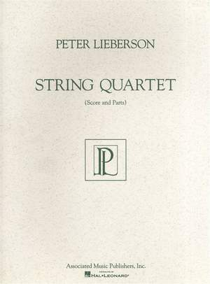 Peter Lieberson: String Quartet