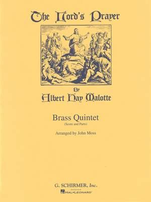 Albert Hay Malotte: The Lord's Prayer (Medium Voice/Piano)