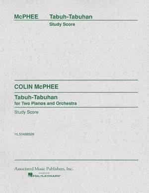 Colin McPhee: Tabuh-Tabuhan