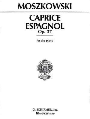 Moritz Moszkowski: Caprice Espagnol, Op. 37