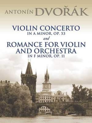 Antonin Dvorák: Violin Concerto In A Minor Op.53