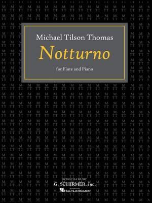 Michael Tilson Thomas: Notturno