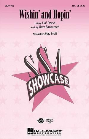 Burt Bacharach: Wishin' and Hopin'