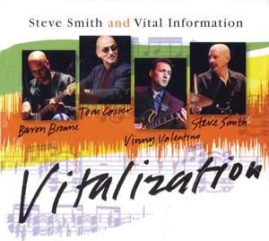 Steve Smith_Barron Browne: Steve Smith And Vital Information - Vitalization