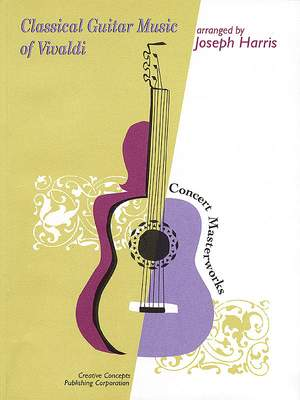 Classical Guitar Music of Vivaldi