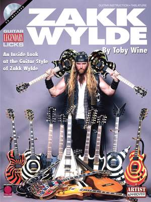 Zakk Wylde - Legendary Licks Product Image