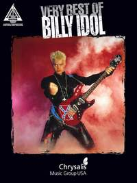 Very Best Of Billy Idol (Guitar Recorded Versions)