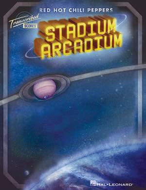 Red Hot Chili Peppers - Stadium Arcadium Product Image