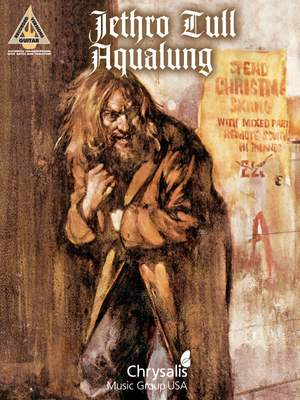 Aqualung (Guitar Recorded Versions) Product Image