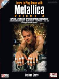 Learn to Play Drums with Metallica - Vol. 2