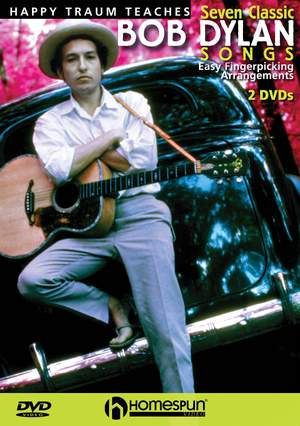 Bob Dylan_Happy Traum: Happy Traum Teaches Seven Classic Bob Dylan Songs