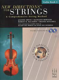 Joanne Erwin_Kathleen Horvath: New Directions for Strings - Violin Bk 1