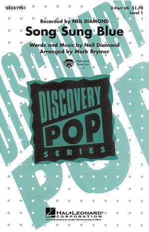 Neil Diamond: Song Sung Blue (2-Part)