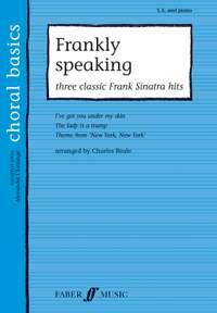 Frank Sinatra: Frankly Speaking: Three Classic Sinatra Hits