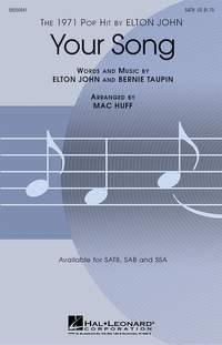 Elton John: Your Song