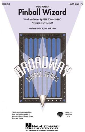 Pete Townsend: Pinball Wizard Product Image