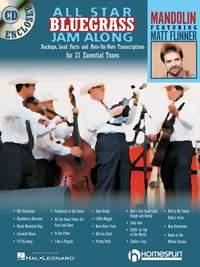 All Star Bluegrass Jam Along - Mandolin