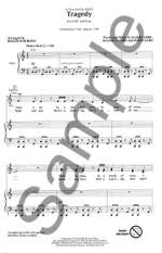Barry Gibb_Maurice Gibb_Robin Gibb: Bee Gees Tragedy (arr. Emerson) - SAB Product Image