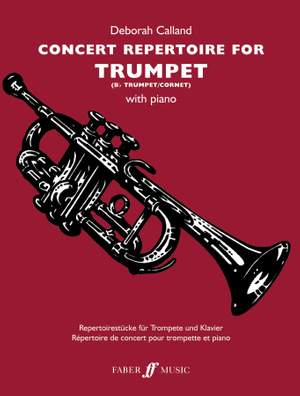 Deborah Calland: Concert Repertoire for Trumpet