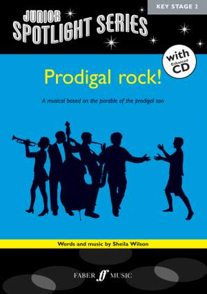 Sheila Wilson: Prodigal Rock!