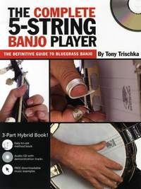 The Complete 5-String Banjo Player (Book/CD)