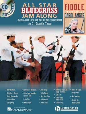 All Star Bluegrass Jam Along - Fiddle
