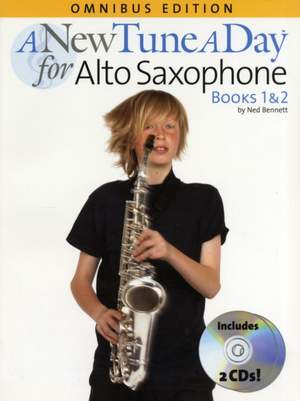 A New Tune A Day: Alto Saxophone - Books 1 And 2