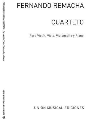 Fernando Remacha: Cuarteto