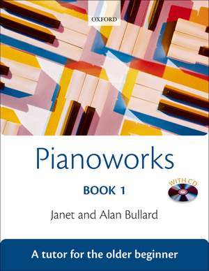 Bullard: Pianoworks Book 1 with CD