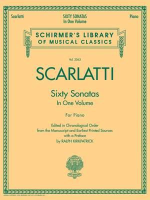 Domenico Scarlatti: Sixty Sonatas - Books 1 And 2