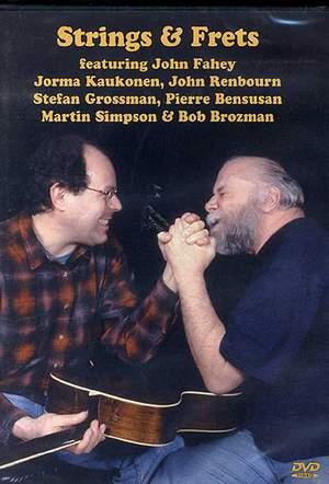 Pierre Bensusan_Bob Brozman: Strings and Frets