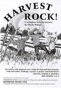 Sheila Wilson: Harvest Rock!