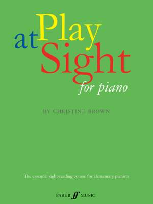 Christine Brown: Play at Sight