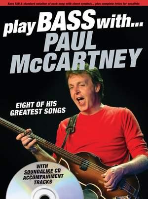 Paul McCartney: Play Bass With... Paul McCartney