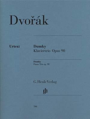 Dvorák, A: Dumky Trio op. 90