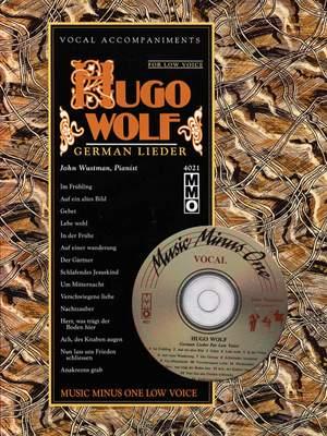 Hugo Wolf: German Lieder