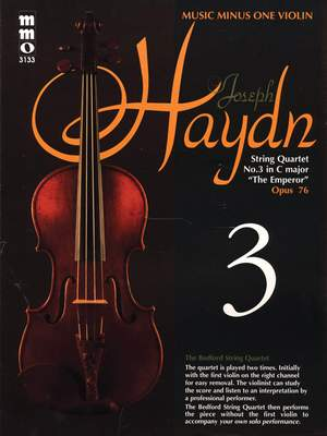 Franz Joseph Haydn: String Quartet in C Major, 'Emperor,' Op. 76