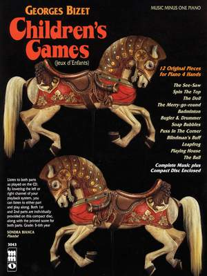 Georges Bizet: Children's Games (Jeux d'Enfants)