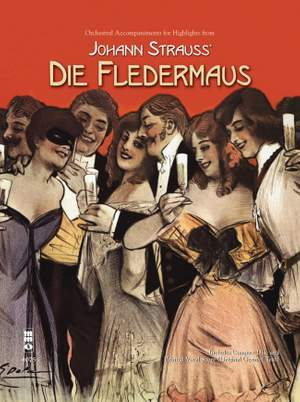 Music Minus One - Johann Strauss: Highlights From Die Fledermaus