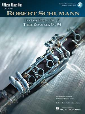 Schumann: 5 Fantasy Pieces, Op. 73 and 3 Romances, Op. 94