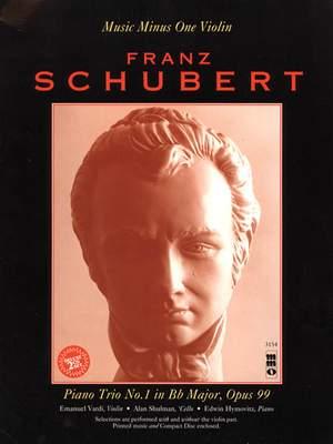 Franz Schubert: Piano Trio in B-flat Major, Op. 99