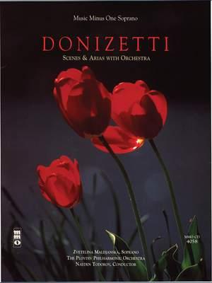 Gaetano Donizetti: Scenes & Arias with Orchestra