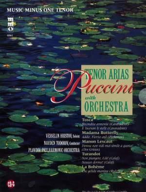 Giacomo Puccini: Arias for Tenor and Orchestra Volume 1