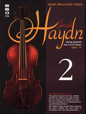 Franz Joseph Haydn: String Quartet No. 2 in D minor, Op. 76