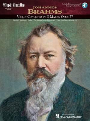 Johannes Brahms: Violin Concerto in D Major, Op. 77