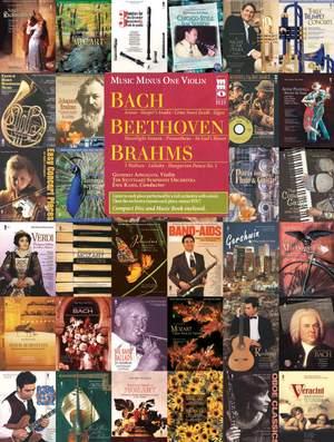 Bach_Ludwig van Beethoven_Johannes Brahms: Bach, Beethoven & Brahms