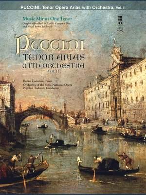 Giacomo Puccini: Arias for Tenor and Orchestra - Vol. II
