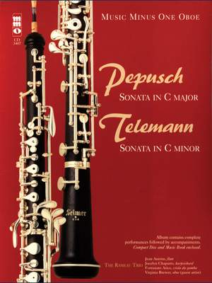 Johann Christoph Pepusch_Antonio Vivaldi: Sonata in C Major - Sonata in C minor