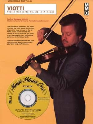 Giovanni Battista Viotti: Violin Concerto No. 22 in A Minor